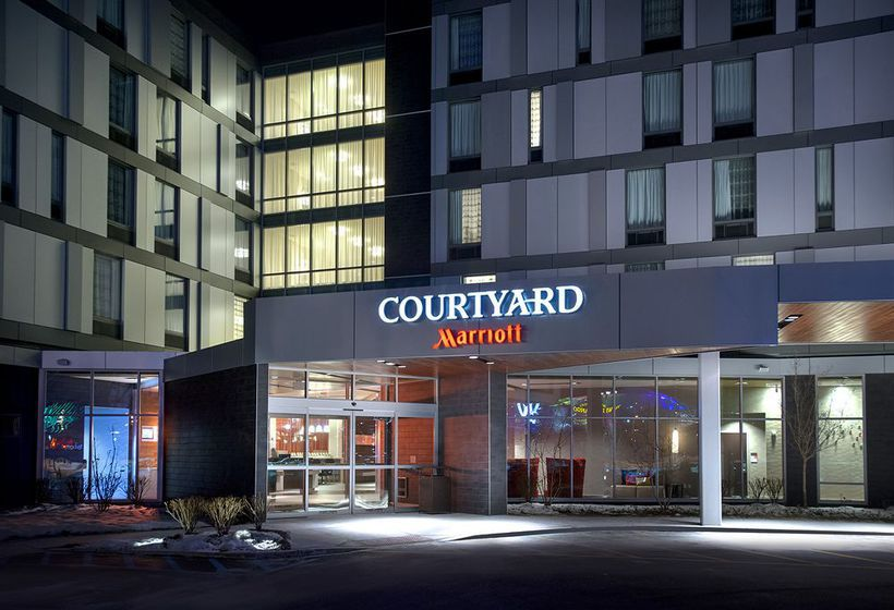 Hotel Courtyard Philadelphia South At The Navy Yard