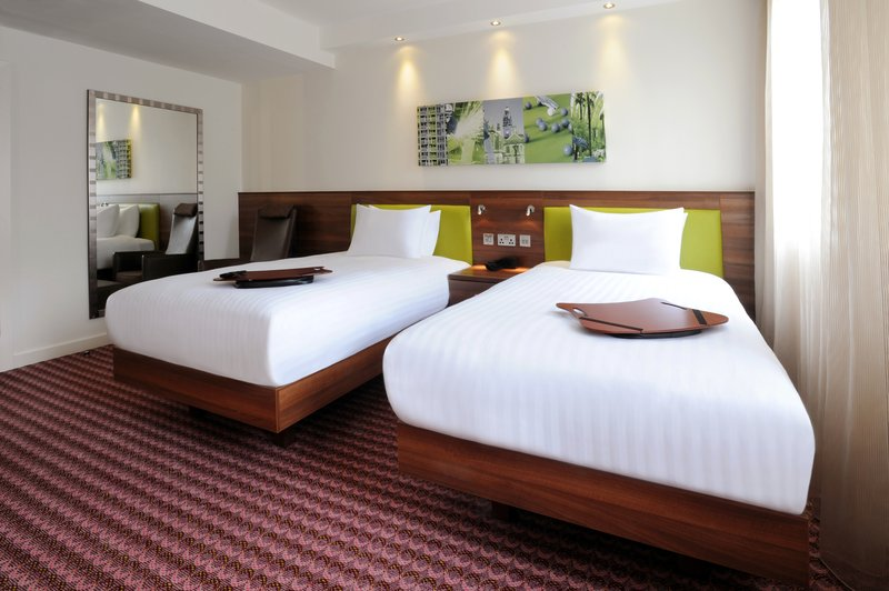 Hotel Hampton By Hilton Sheffield