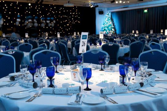 Nottingham conference centre wedding