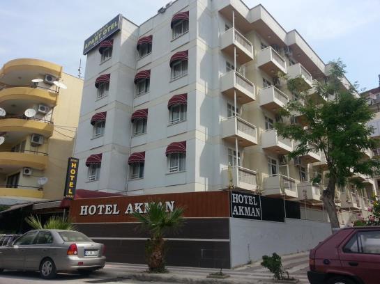 Akman Aparthotel Kusadasi