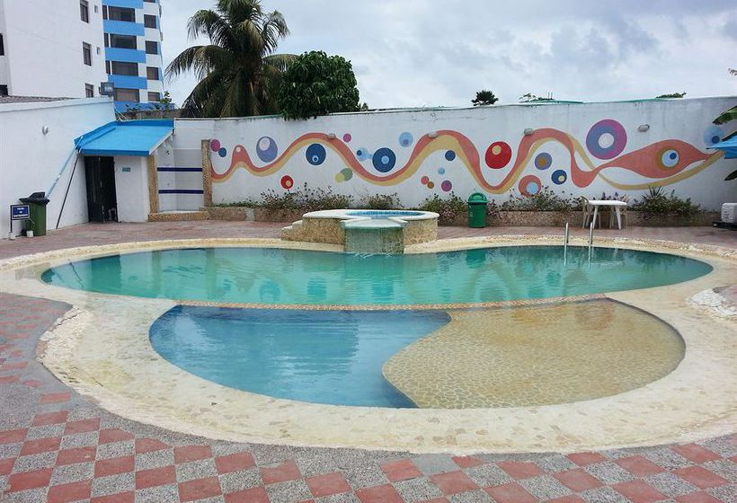 Hotel On Vacation Beach  All Inclusive San Andres