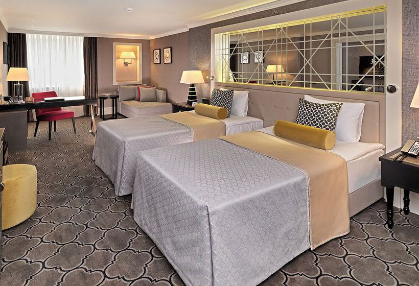 Room Hotel Imperial Business  Bomonti Istanbul