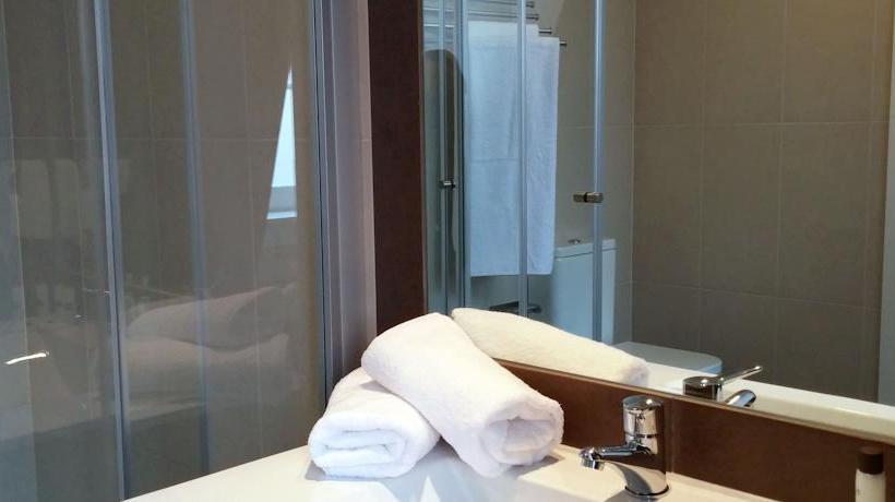 Cuarto de baño Hotel Lisbon Arsenal Suites Lisboa