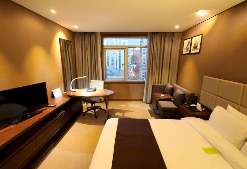 Hotel Benikea Premier Central Plaza Incheon