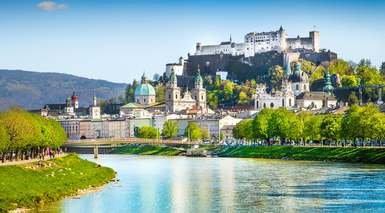 Viena, Salzburgo, Innsbruck y Múnich