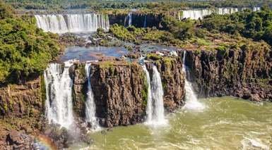 Rio de Janeiro, Iguazú y Salvador de Bahía