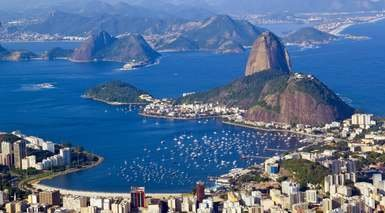 Brasil: Sao Paulo, Paraty y Río de Janeiro
