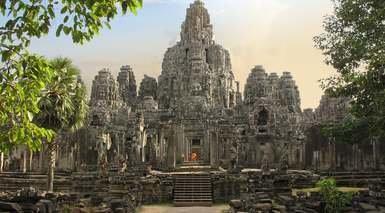 Viaje Organizado por Camboya