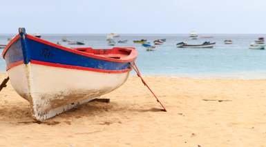 Cabo Verde, Isla de Sal desde Madrid