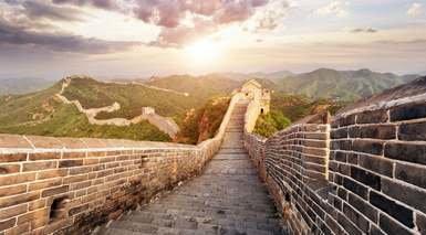 Paquete de viaje a China