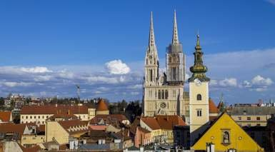 Escapada a Zagreb con Visita