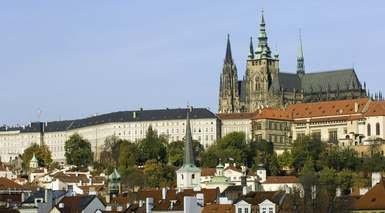 Esplanade - Prague