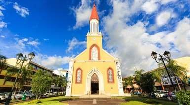 Tiare - Papeete