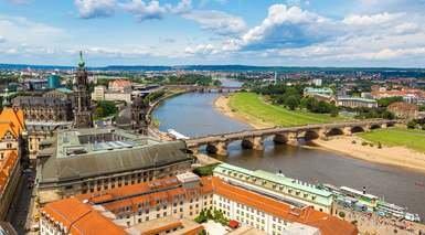 Berlín, Dresde, Nuremberg y Múnich