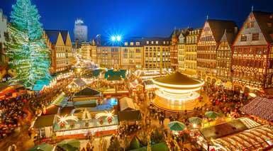 Frankfurt y el Rin