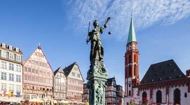 Escapada a Frankfurt con Tour