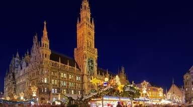 Encantos de Baviera y Mercadillos de Navidad desde Barcelona - Puente de Diciembre