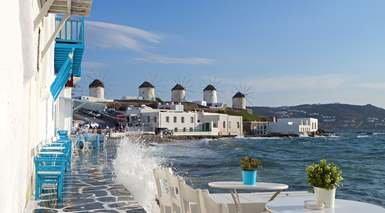Atenas y Crucero por Islas Griegas