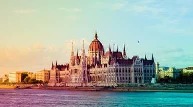 Budapest, puente de Todos los Santos
