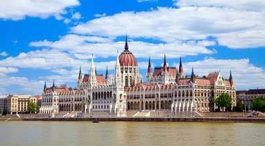 Budapest y Viena - Fin de Año