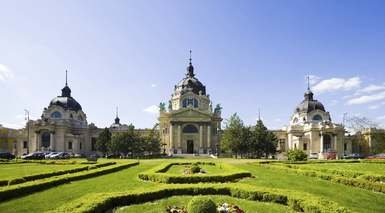 Broadway Hotel - Residence -                             Budapeste