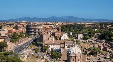 Viaje a Roma muy barato