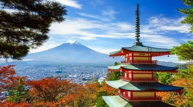 Japón: Tokio, Kioto, Nara y Hakone