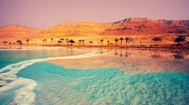 Jordania al Completo con Noche en Mar Muerto