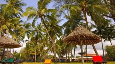 Neptune Beach Resort  All Inclusive - Mombasa