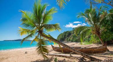 Norte de Madagascar y la Isla de Nosy Be