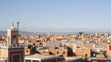 Sofitel Marrakech Lounge And Spa - 马拉喀什