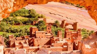 Marruecos: Ciudades Imperiales + Mil Kasbahs + Desierto