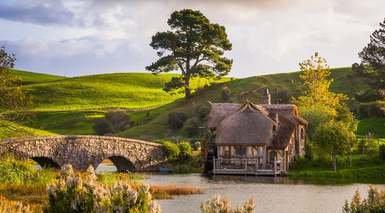 Nueva Zelanda con Excursiones: Descubre el mundo Hobbit