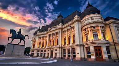 Escapada a Bucarest con Visita Incluida