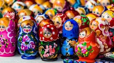 Tour por Rusia: Moscú y San Petersburgo al completo