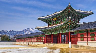 Corea del Sur con 7 Visitas