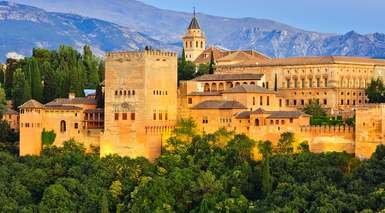 Eurostars Washington Irving - Granada