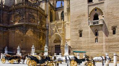 La Abadia De Giralda -                             Sevilla