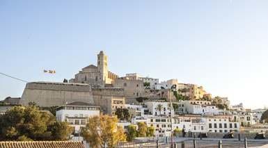 Coordenadas Ibiza -                             Ibiza