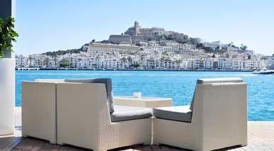 Apartamentos Tropical Garden -                             Ibiza Ciudad