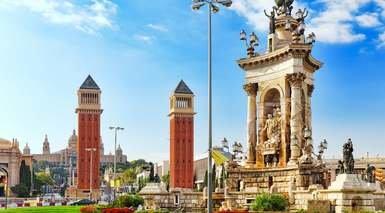 Exe Plaza Catalunya - Барселона