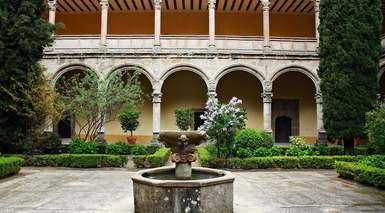 Hospes Palacio de Arenales & Spa - Caceres