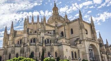 Eurostars Convento Capuchinos - Segovia