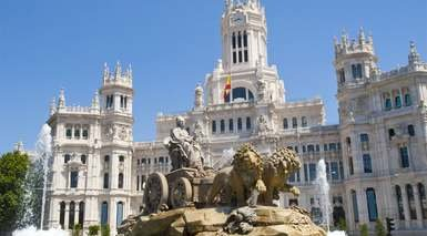 Bless  Madrid  The Leading S Of The World - Madrid