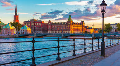 Fiordos Noruegos con Copenhague y Estocolmo
