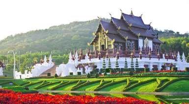 Verano en Tailandia: Triángulo de Oro y Playas