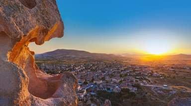 Tour por Turquía con Vuelos Internos