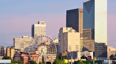 Crowne Plaza Hotel Atlanta Perimeter At Ravinia - Atlanta
