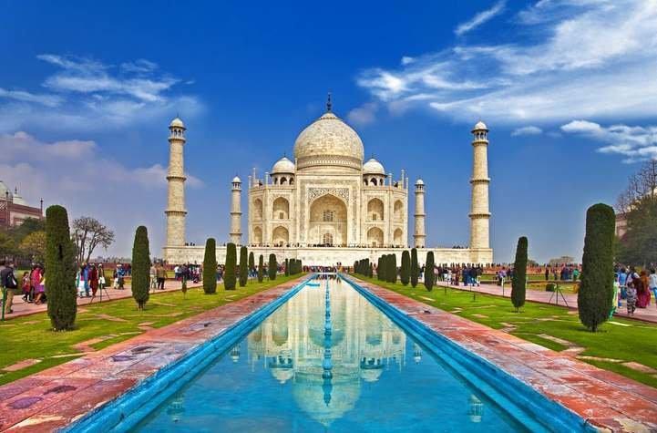 Vuelos nueva delhi agra baratos destinia for Agra fine indian cuisine menu