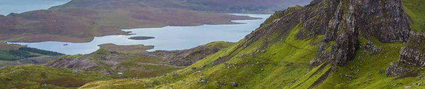 Escocia con Visitas - 8 Días